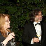 Eric Garnier - réalisateur du film Bordeaux mémoire en mouvement- et son épouse