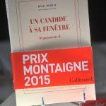 Prix Montaigne 2015