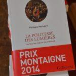 Lauréat du Prix Montaigne 2014