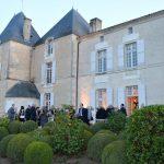 Château d'Yquem - Jardin terrasse
