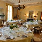 Reception au Châtau d'Yquem