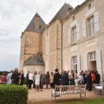 Dîner au Château d'Yquem