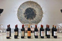 Dégustation des Grands Crus membres de l'Académie du Vin de Bordeaux