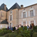 L'Académie du Vin de Bordeaux au Château d'Yquem